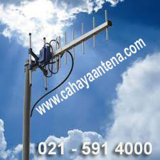 Antena YAGI Penguat Signal